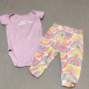 Baby Place Set